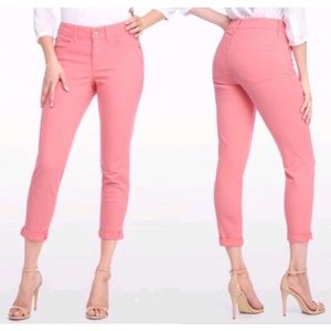 NYDJ - Alina Convertible Ankle Jeans in Pants